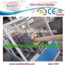 Starre PVC-Material Rohr verarbeitenden Maschinen