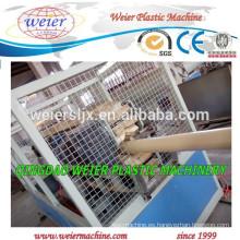 Material tubo de PVC rígido fabricación de maquinaria