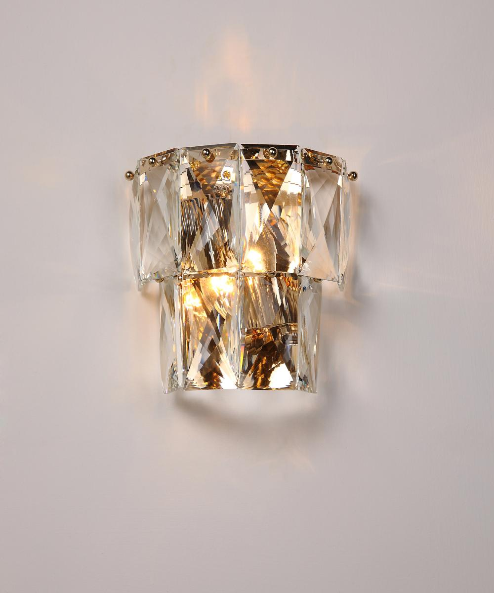 Crystal Wall Lamp design