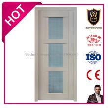Стиль роскошь сплошной МДФ стеклянные двери для ванной комнаты