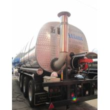 Bitumen Transport Tank Semi-Trailer