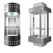 Fjzy Decoration Cabin of Observation Elevator