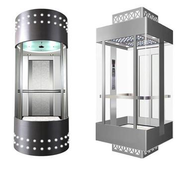Fjzy Décoration Cabine d'Observation Ascenseur