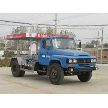 8 cbm DongFeng 140 camión de basura del brazo-rollo