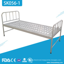 SK056-1 Simple Used Hospital Medical Flat Bed