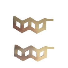 Nickel Plated Aluminum/Copper Battery Tab for Lithium Battery Pack