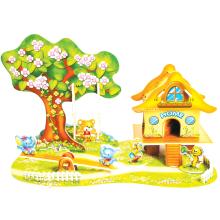 3D мультфильм рай головоломки