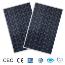 Panel solar polivinílico aprobado 240W para la bomba solar