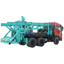 800mm diameter  Truck Mounted Rotary Water Well Drilling Rig