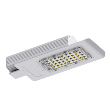 40W IP65 LED luz de calle PC Cooler
