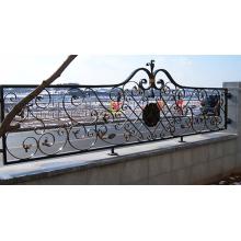 Decorative Iron Fence Custom