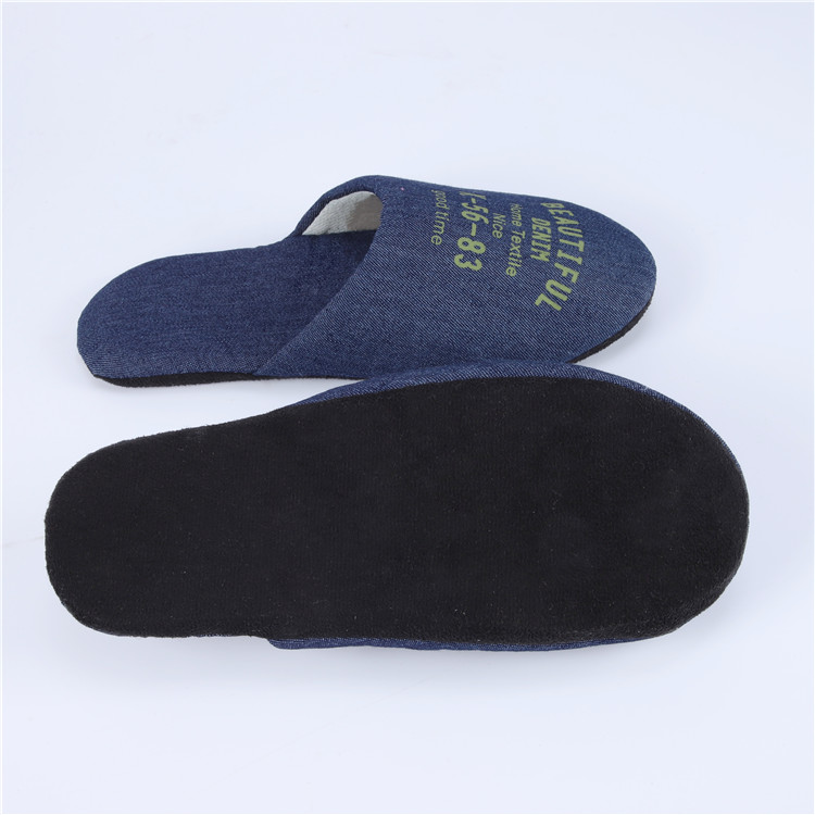 Men Autumn Indoor Slippers