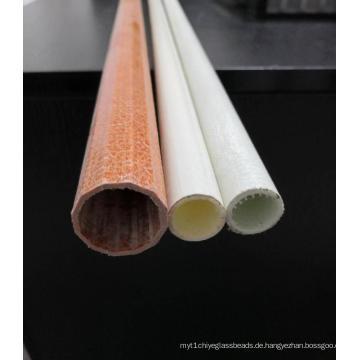 25mm Glasfaserrohr mit Glasfasermattenfestigkeit flexibel