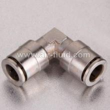 High Pressure Slip-Lok Elbow Nickel -Plated Brass Fittings