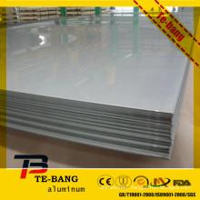 6061-T651/6082 Alloy Steel Plate / Steel Round Bar Aluminum