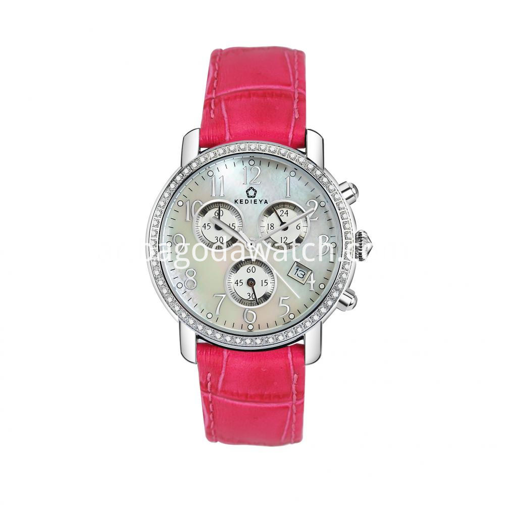 Womens Luxury Chronograph Watches