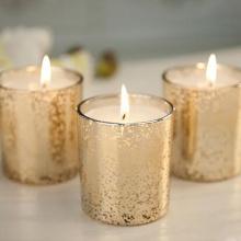 Único Brillant velas perfumadas de regalo para la ceremonia