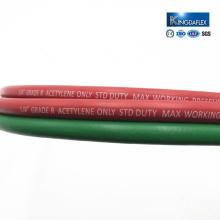 Oxygen Acetylene Rubber Twin Line Welding Hose Hose
