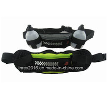 Sports Cycling Security Pocket Pocket Two Waterbottle Waist Bag