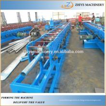 Cañería de acero que forma la máquina / máquina de la pipa de agua que forma la máquina