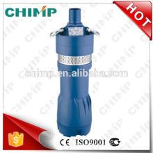 Bomba de agua eléctrica sumergible multietapas de aceite de inmersión en aceite / sumergido 220V / 380V