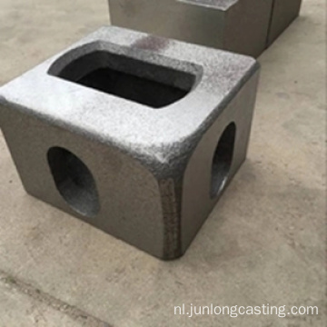 Lost Wax Steel Casting of Auto Part