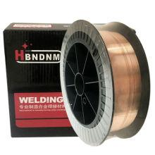 free sample copper alloy mig welding wire 15kg aws a5.8 ercu 1.2mm for argon arc welding