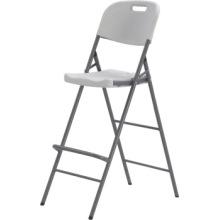 Plastic Folding High Bar Chair para festa, evento