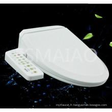 Siège de toilette chauffé automatique intelligent de marchandises sanitaires (V510)