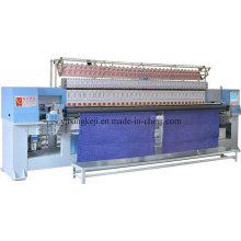 Máquina estofando do bordado do computador industrial para vestuários, sacos, sapatas