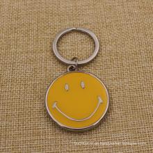 Mode Design Lächeln Schlüsselbund mit günstigen Preis (KQ-18)