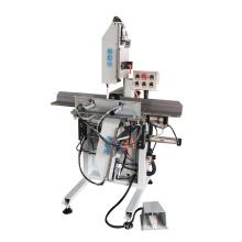 PVC upvc profile water slot milling machine