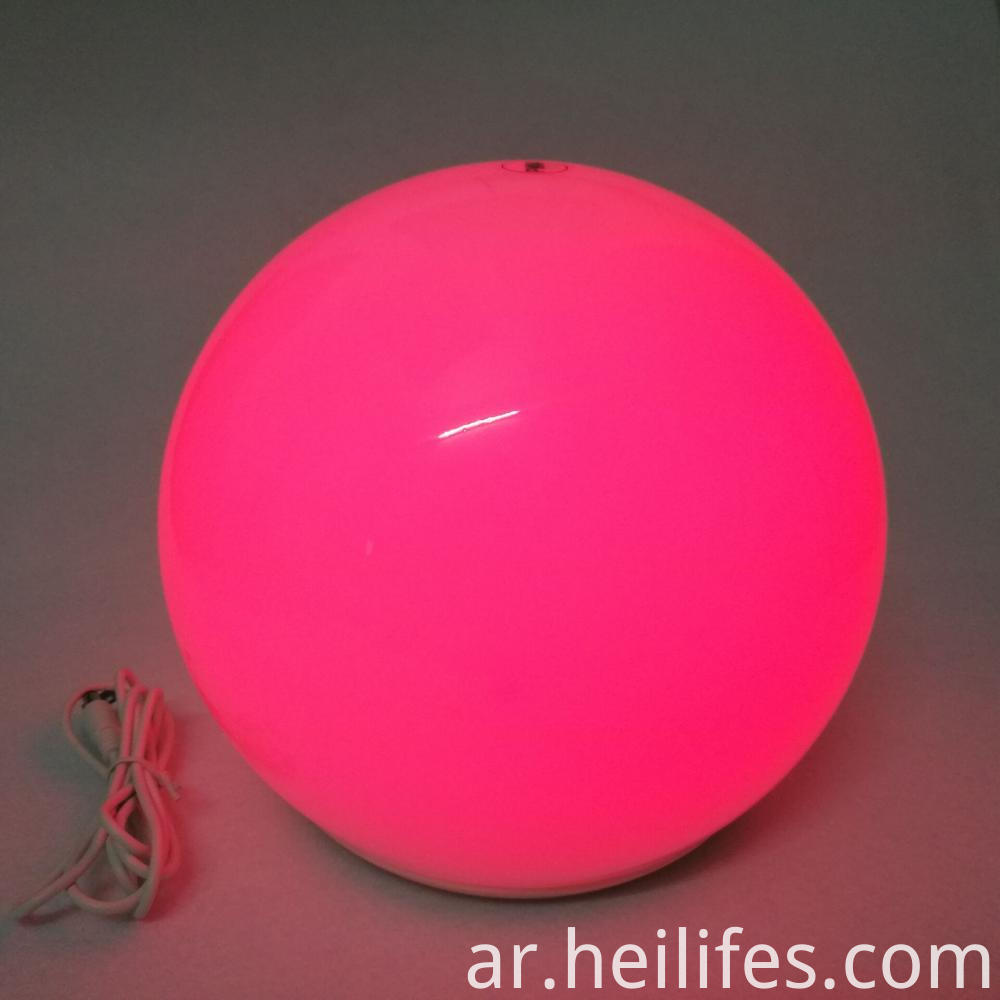 Color Changing Rechargeable LED Ball Light