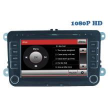 Car Audio pour Volkswagen Beetle / Caddy / Tiguan / Scirocco Récepteur radio Lecteur DVD GPS (HL-8785GB)