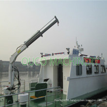 Mini Marine Crane with Light Lifting Capacity and Easy Maintenance