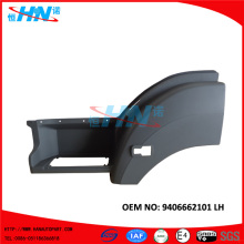 Footstep Mudguard 9406662101 Mercedes Benz Truck Body Parts
