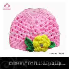 Baby gestrickte Beanie Hüte für Mädchen