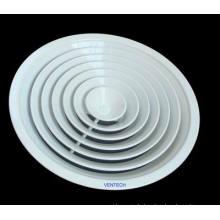 Kreisförmige Klimaanlage Diffusor