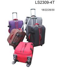 Bolsa de equipaje hecha de PVC con ruedas giratorias (TLB110)