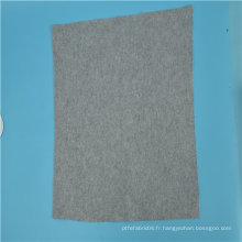 Coton perforé gris