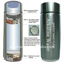 Taza de agua de energia