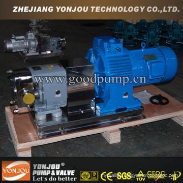 Lobe Pump, Lobe Rotor Pump, Stainless Steel High Viscosity Pump, Honey Pump