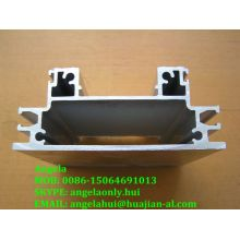 Different market Alloy 6063 extruded aluminum frame