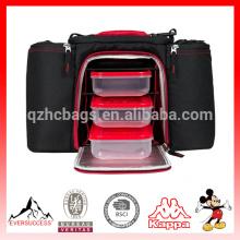 Sacs de remise en forme, sac de refroidissement quotidien de préparation, sac de prise de repas de repas HCC0018