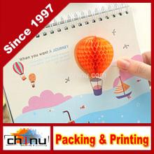 Kundenspezifisches Gedrucktes Papierkalender (4310)