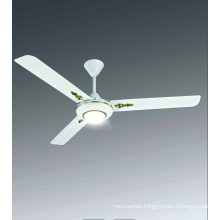 56′′dc Ceiling Fan Remote Control 5 Speed Indoor Rest Room Cooling Fan