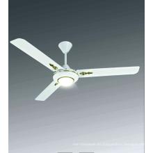 Ventilador de techo de 56''dc Control remoto 5 Velocidad Interior Rest Room Ventilador