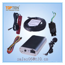 GPS Tracking System with Meter, Voice Monitoring, Real-Time Tracking, Fleet Management, Fuel Sensor (TK108-KW)