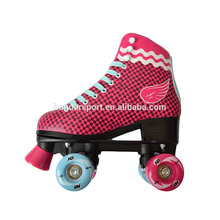 hot selling new design roller patins cartoon skates with low price