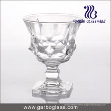Heißer Verkauf Eiscreme-Schale, Glasschüssel, Stemware (GB1055)